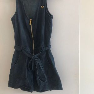 True religion romper